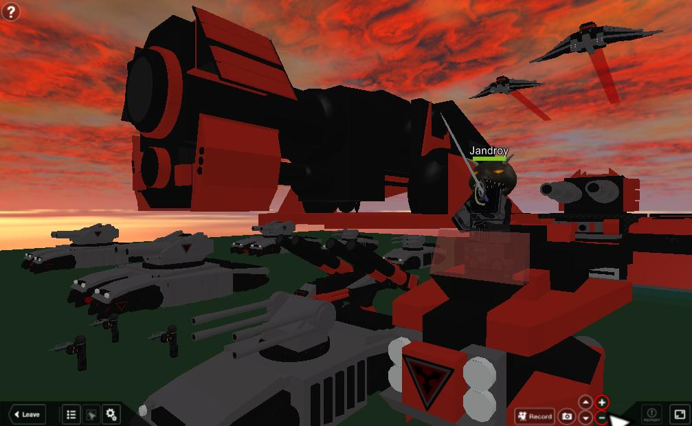 Our ROBLOX pics. Roblox10