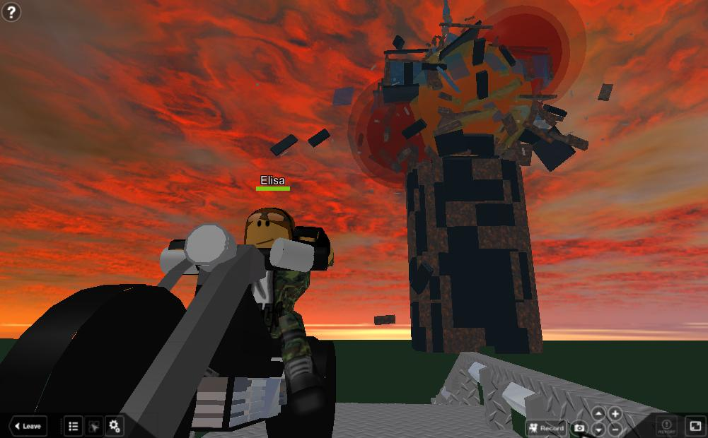 Our ROBLOX pics. Roblox11