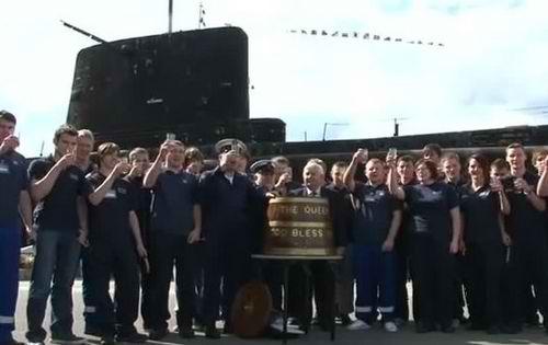 Lottery Millions To Save WW2 Submarine Hms_al10