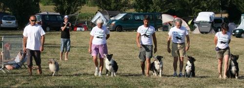 OB: Travail des chiots en Finlande - Page 3 Camp2010