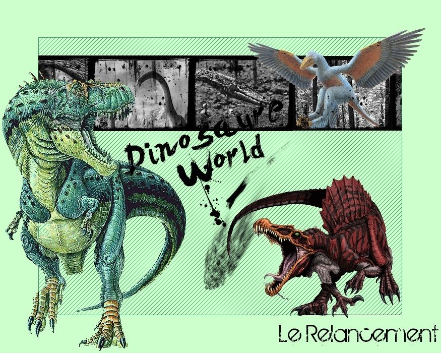 Dinosaure World - Le Forum