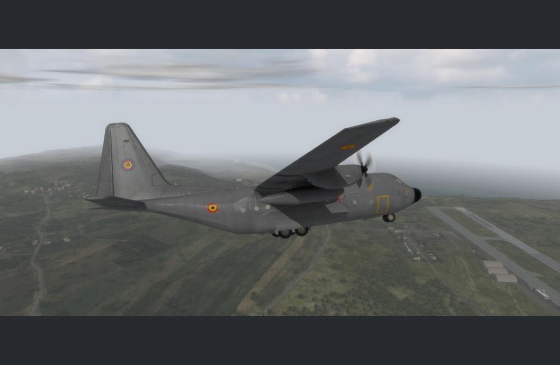 contenu armée belge C130be10