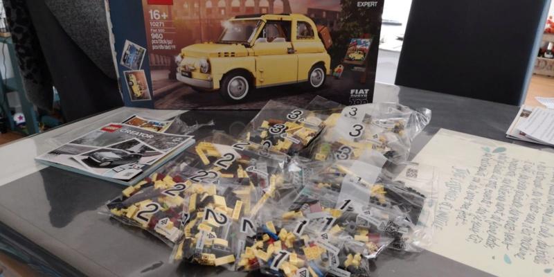 Nostalgie : LEGO - Page 5 Ouvert10