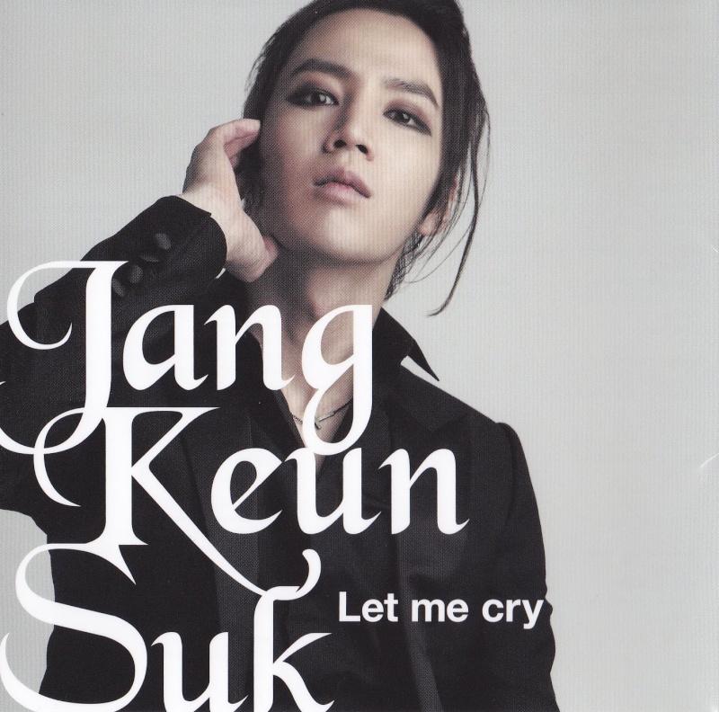 Jang Geun Suk - Let Me Cry Single Norm0010