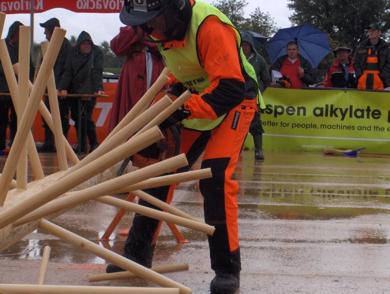 Campionato mondiale IALC dei boscaioli in Croazia dal 23 al 27 Settembre Croazi16