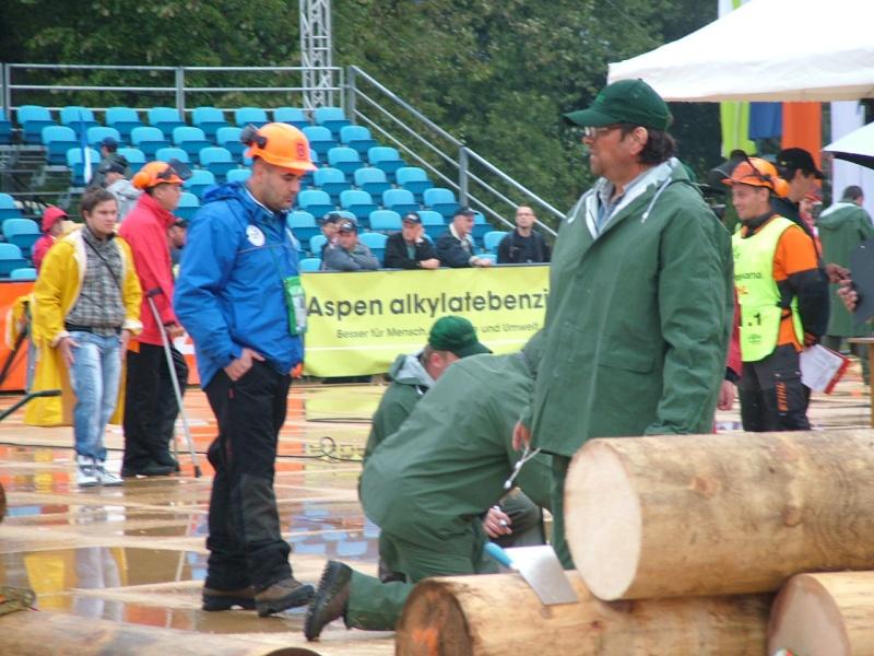 Campionato mondiale IALC dei boscaioli in Croazia dal 23 al 27 Settembre Dscf0210