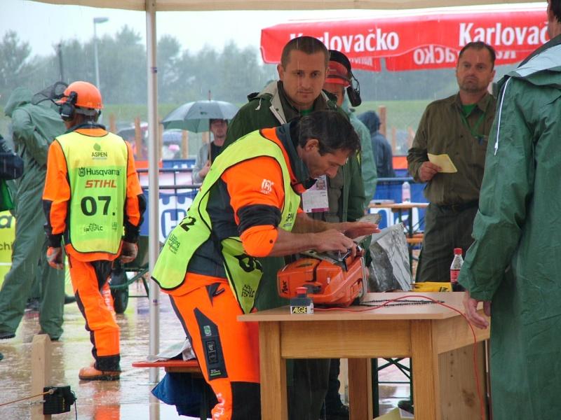 Campionato mondiale IALC dei boscaioli in Croazia dal 23 al 27 Settembre Dscf0213