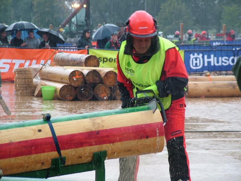 Campionato mondiale IALC dei boscaioli in Croazia dal 23 al 27 Settembre Dscf0226