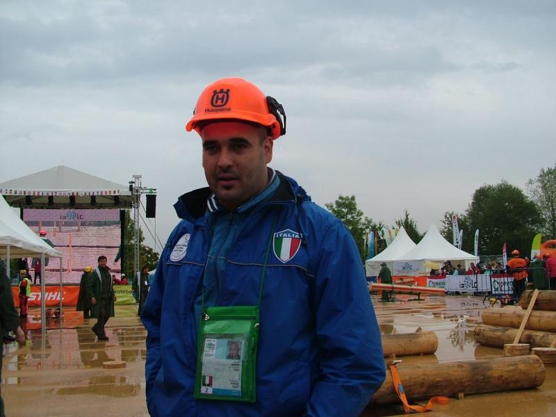 Campionato mondiale IALC dei boscaioli in Croazia dal 23 al 27 Settembre Dscf0229
