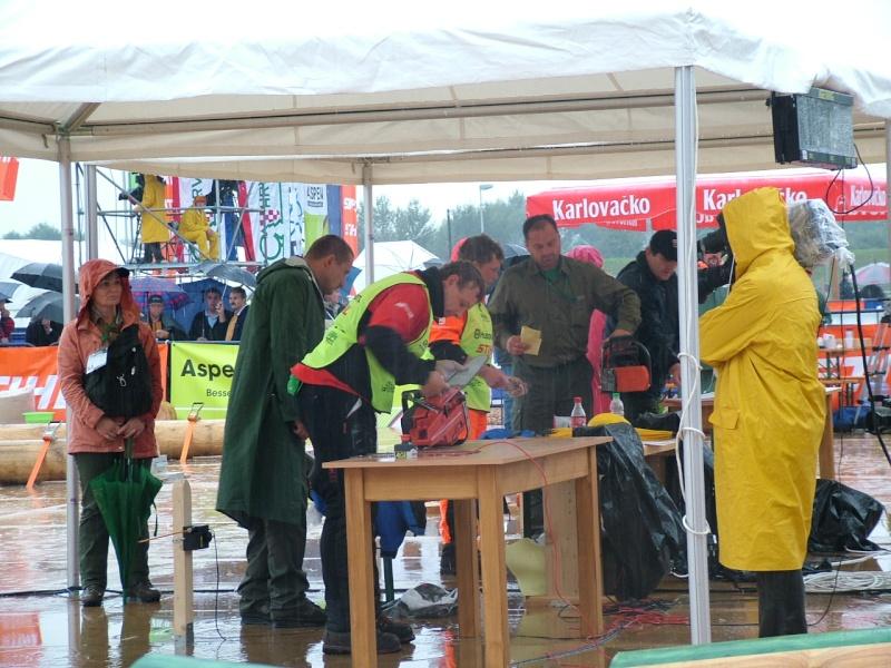 Campionato mondiale IALC dei boscaioli in Croazia dal 23 al 27 Settembre Dscf0231