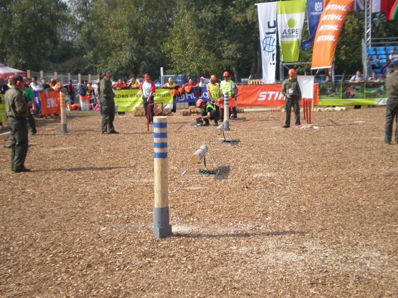 Campionato mondiale IALC dei boscaioli in Croazia dal 23 al 27 Settembre P9250011