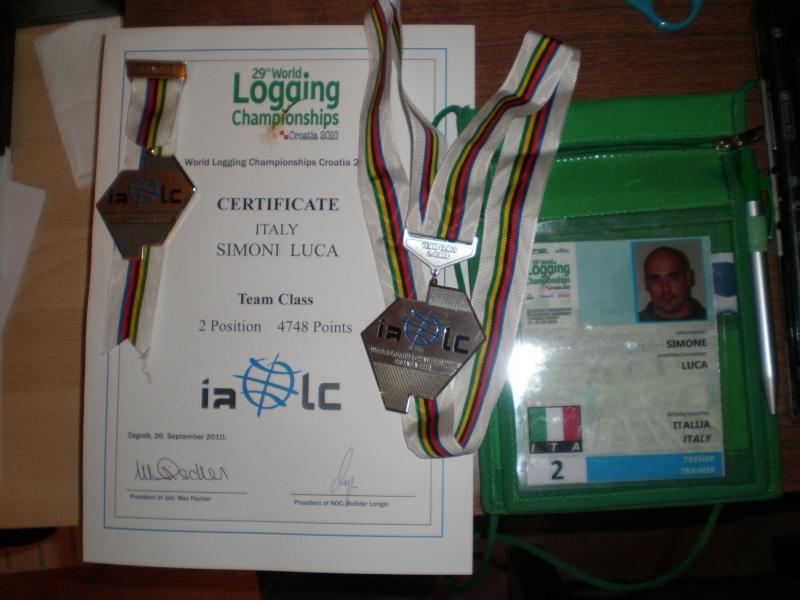 Campionato mondiale IALC dei boscaioli in Croazia dal 23 al 27 Settembre P9280010