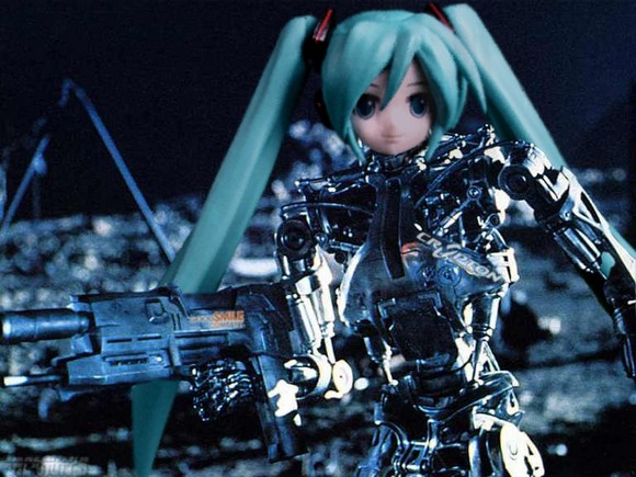 Real - Anime style robots - Page 3 T-800e10