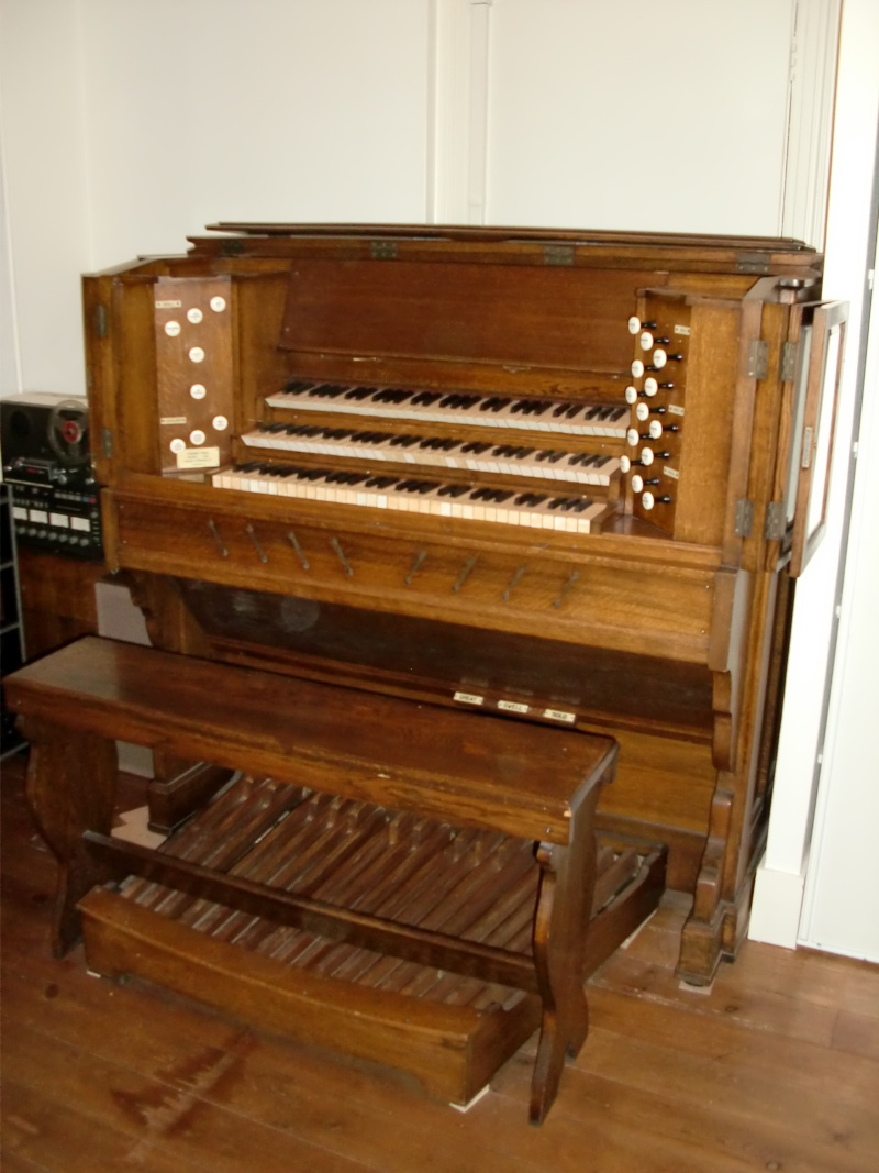 Reed Organ Arthur Spencer N° 2405, 1938 Cimg0714