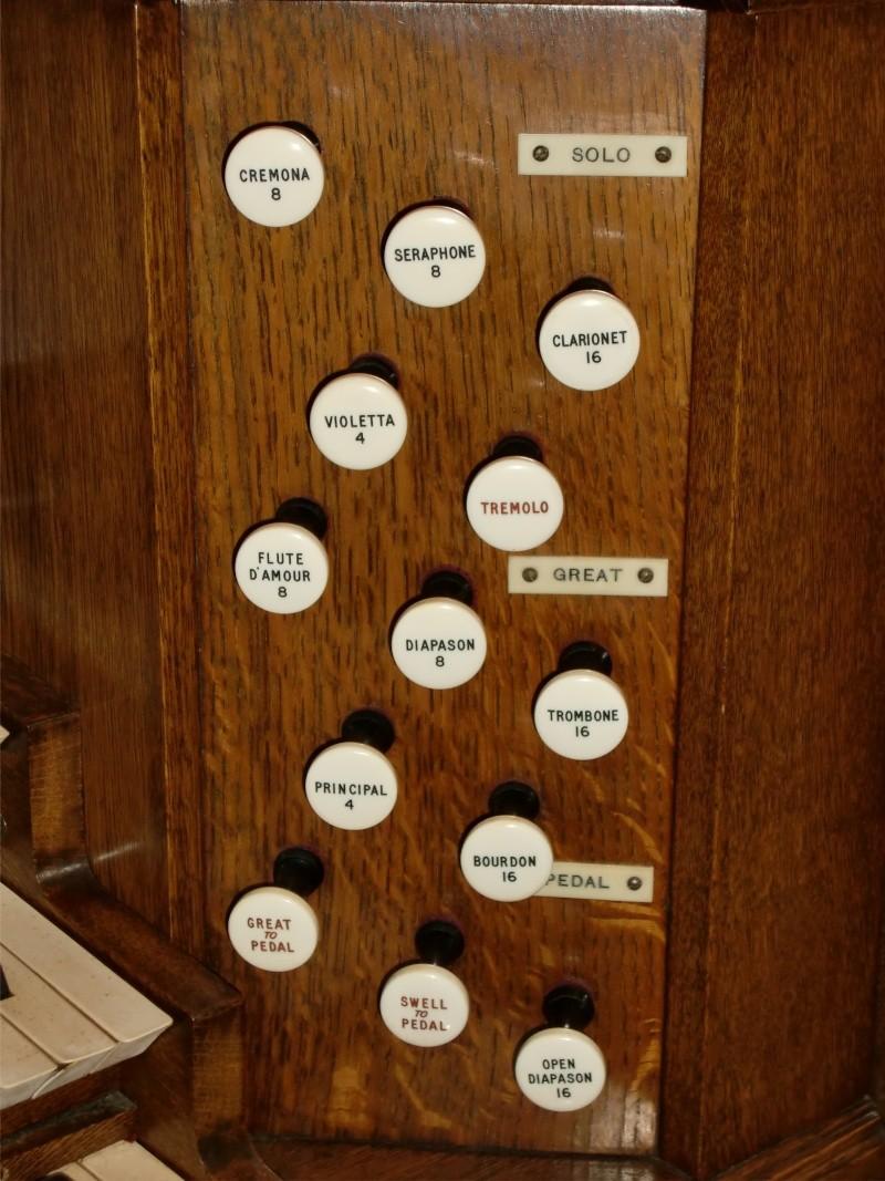 Reed Organ Arthur Spencer N° 2405, 1938 Cimg0715