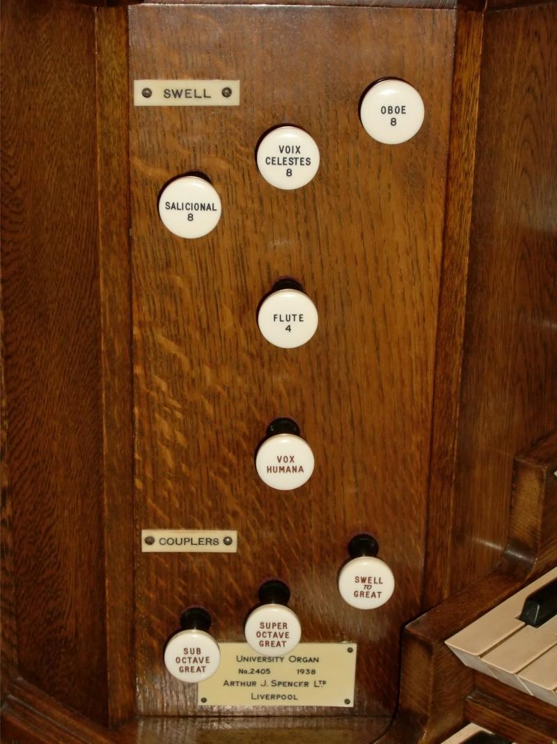 Reed Organ Arthur Spencer N° 2405, 1938 Cimg0716