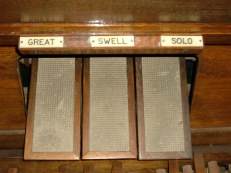 Reed Organ Arthur Spencer N° 2405, 1938 Cimg0717