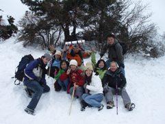 La Chine sac au dos (14): Ascension du Huangshan 黄山 sous la neige les 9 et 10 février 2008 12_a_n10