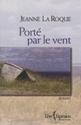 [La Roque, Jeanne] Porté par le vent 97827611