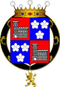 Armorial de l'Ordre de Sainct George Alexei10