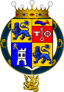 Armorial de l'Ordre de Sainct George Alyner11