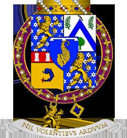 Armorial de l'Ordre de Sainct George Anne_o11