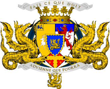 Armorial de l'Ordre de Sainct George Blacar10