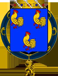 Armorial de l'Ordre de Sainct George Ingres10
