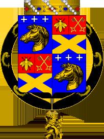 Armorial de l'Ordre de Sainct George Julien10