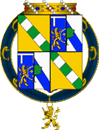 Armorial de l'Ordre de Sainct George Laquee10
