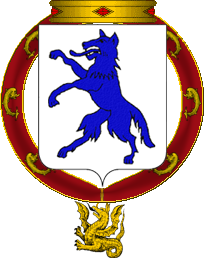 Armorial de l'Ordre de Sainct George Lotus_10