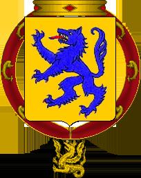 Armorial de l'Ordre de Sainct George Nestor10