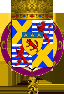 Armorial de l'Ordre de Sainct George Ragimo10