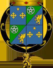 Armorial de l'Ordre de Sainct George Raitur10