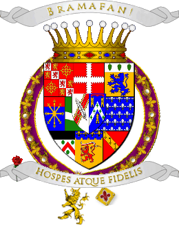 Armorial de l'Ordre de Sainct George Straka11