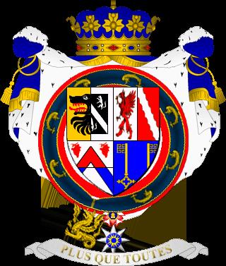 Armorial de l'Ordre de Sainct George Wulfen10