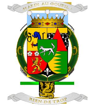 Armorial de l'Ordre de Sainct George Zwyr1010