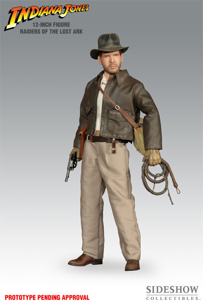 Indiana Jones Sideshow Indy10