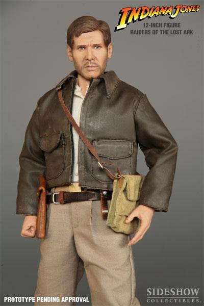 Indiana Jones Sideshow Indy210