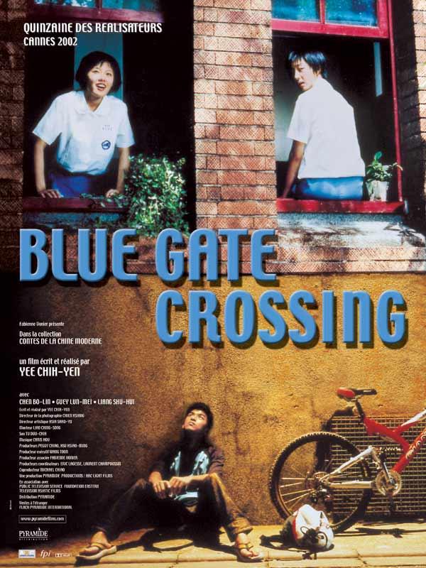 blue gate crossing Blue-g10