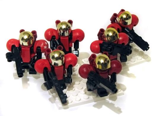 Warhammer 40k Lego_m10