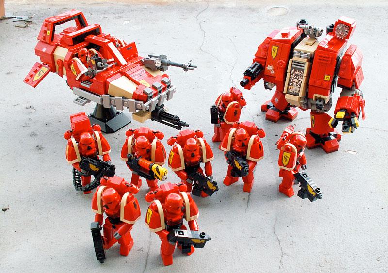 Warhammer 40k Lego_w10