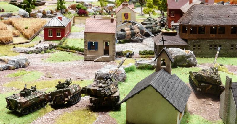 IIIème guerre mondiale, Allemagne de l'Ouest Approc10