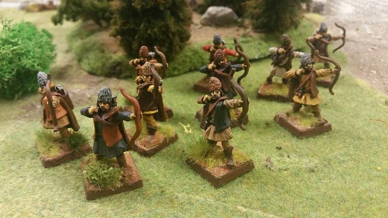 Armée Valaque XVème siècle Archer10