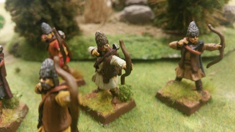 Armée Valaque XVème siècle Archer12