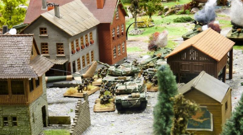 IIIème guerre mondiale, Allemagne de l'Ouest Assaut10