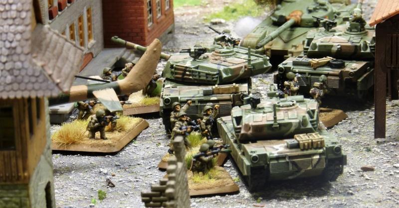 IIIème guerre mondiale, Allemagne de l'Ouest Assaut11