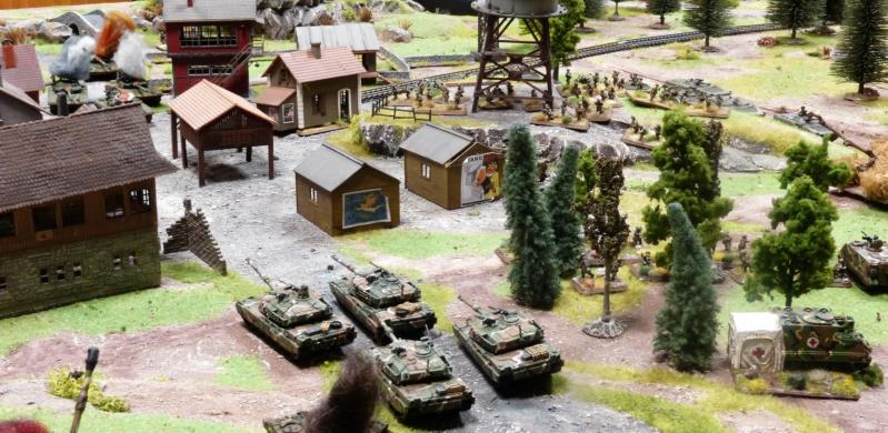 IIIème guerre mondiale, Allemagne de l'Ouest Contre10