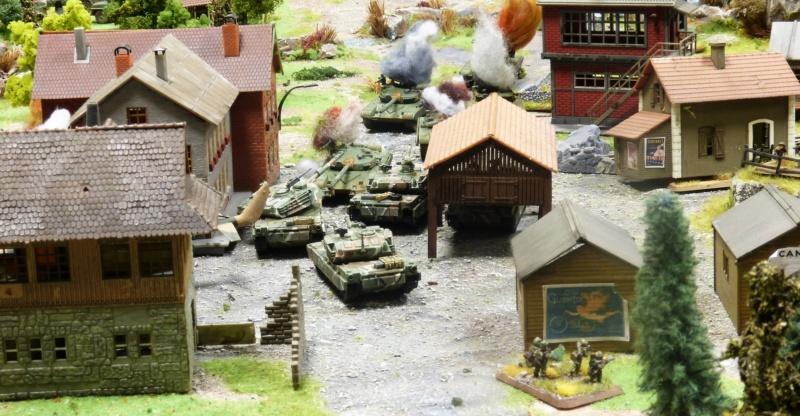IIIème guerre mondiale, Allemagne de l'Ouest Progre10