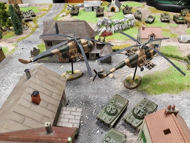 IIIème guerre mondiale, Allemagne de l'Ouest T1_mi810